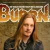 BURRN! 2012年5月号に見開きインタビュー掲載!!