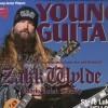 YOUNG GUITAR 2013年2月号にTakaoのインタビュー&スコア掲載!!