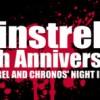 """終了【4/13】東京レコ発ワンマン""""MINSTREL AND CHRONOS' NIGHT IN TOKYO""""!!"""