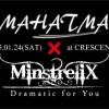 【終了】【2015・1・24吉祥寺】MAHATMA&MinstreliXツーマン!!