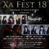 【1/28東京】Xa Fest 18 / MinstreliX vs Veiled in Scarlet 2-Man Live!!