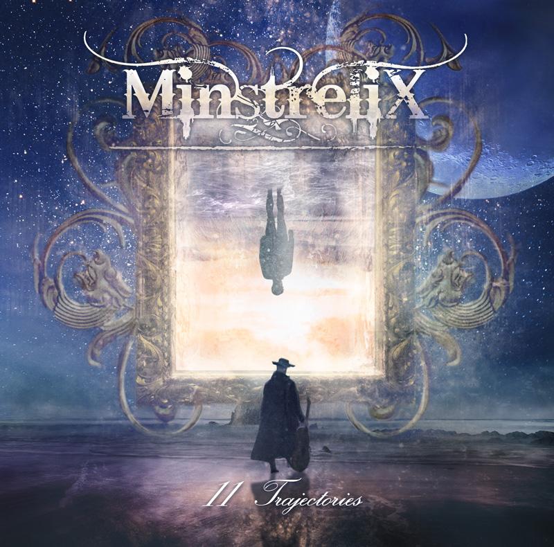 MinstreliX 11 Trajectories Art work